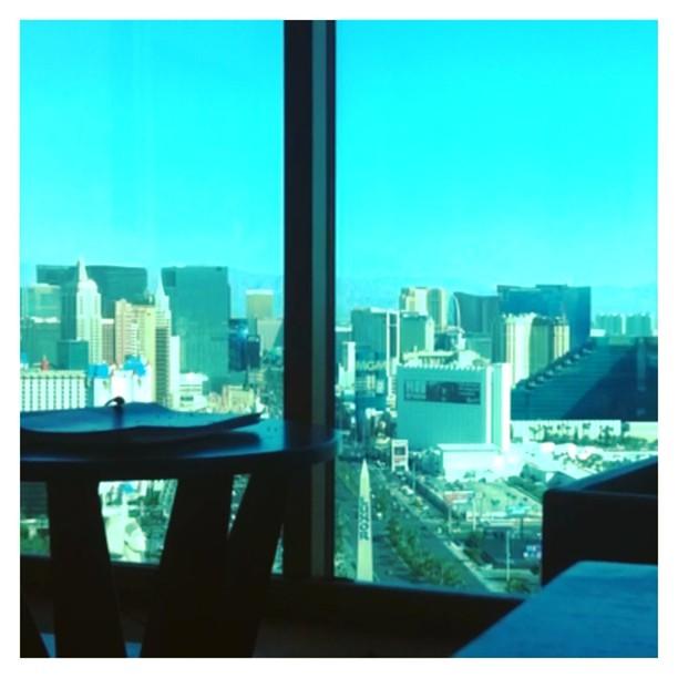 Rise and shine Vegas #animalibsuite13