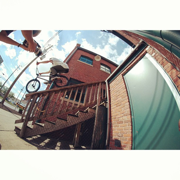 roof to rail : coleman beabout
